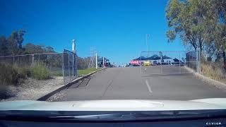 Civic Type R FK8 entering Jamboree 17/3/2018 Resimi