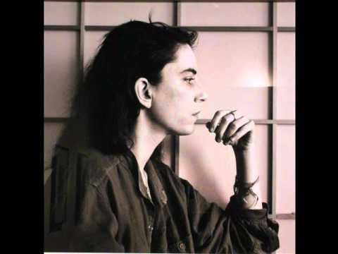 "Patti Smith: ""Amerigo"""