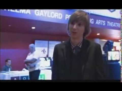 Creative Oklahoma Forum - OETA news broadcast 11/23/2013