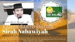 Video Kisah Inspiratif dan Fase Sebelum Kerasulan|Ust. Rizal Siregar|Masjid As-Salam,041117 download MP3, 3GP, MP4, WEBM, AVI, FLV November 2017