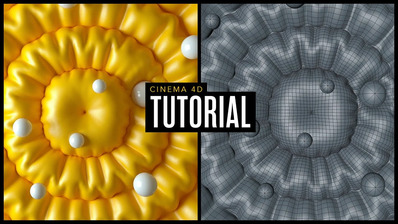 Cloth Effect Tutorial - Cinema 4d & Octane