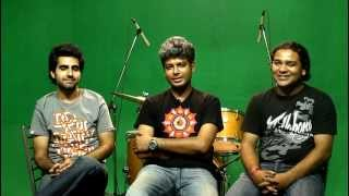 Interview with Shure Artist - Gaurav Balani, Saurabh Choudhary & Imran Khan from Parikrama