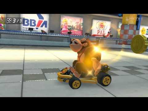Wii U - Mario Kart 8 - Sunshine Airport - Mario Kart TV Footage
