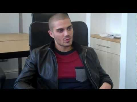 The Wanted's Max George talks to Sugarscape about Michelle Keegan and his first kiss