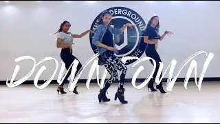 Baixar DOWNTOWN - ANITTA & J BALVIN (STEF WILLIAMS REGGAETON CLASS)