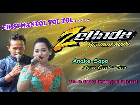 Anake Sopo - Campursari Zelinda live In Bulak Kwadungan Kerjo