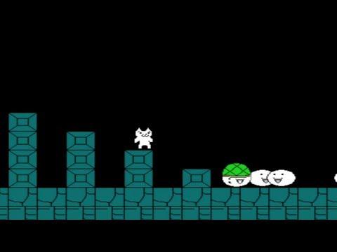 Cat Mario Stage 2 O Strange