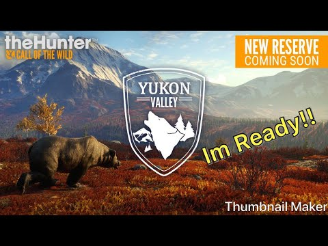 How I'll Hunt The New Yukon Map!!!|The Hunter Call Of The Wild