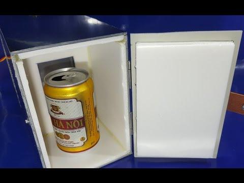 Mini Kühlschrank Diy : Leitfaden macht kühlschrank mini v kühlschränke für autos youtube