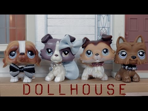 LPS~Dollhouse Episode 2 of Cry Baby : Short Series
