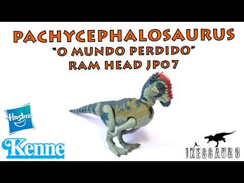 Pachycephalosaurus JP.07 The Lost World Hasbro