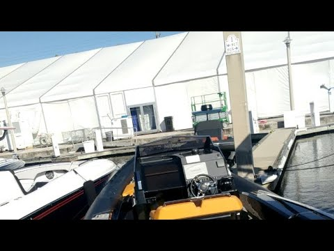 Fort Lauderdale Boat Show 2017 (Behind The Scene)