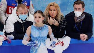 ЧТО ГОВОРЯТ Иностранцы о Прокате Валиевой на Кубке России 2020