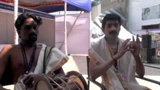 Sopana Sangeetham & Idaykka Drum at Baajaa Gaajaa 2011