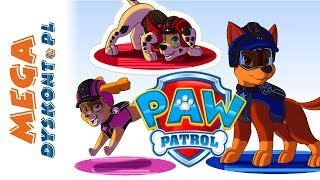 Psi Patrol • Psia Misja • Nowe pojazdy • openbox