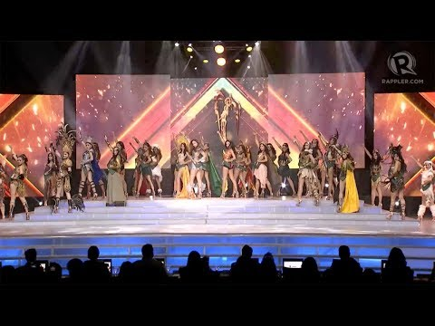 Miss Philippines Earth 2017: Opening
