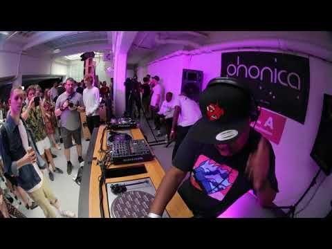 Funkineven B2B Byron The Aquarius Live at Phonica Records