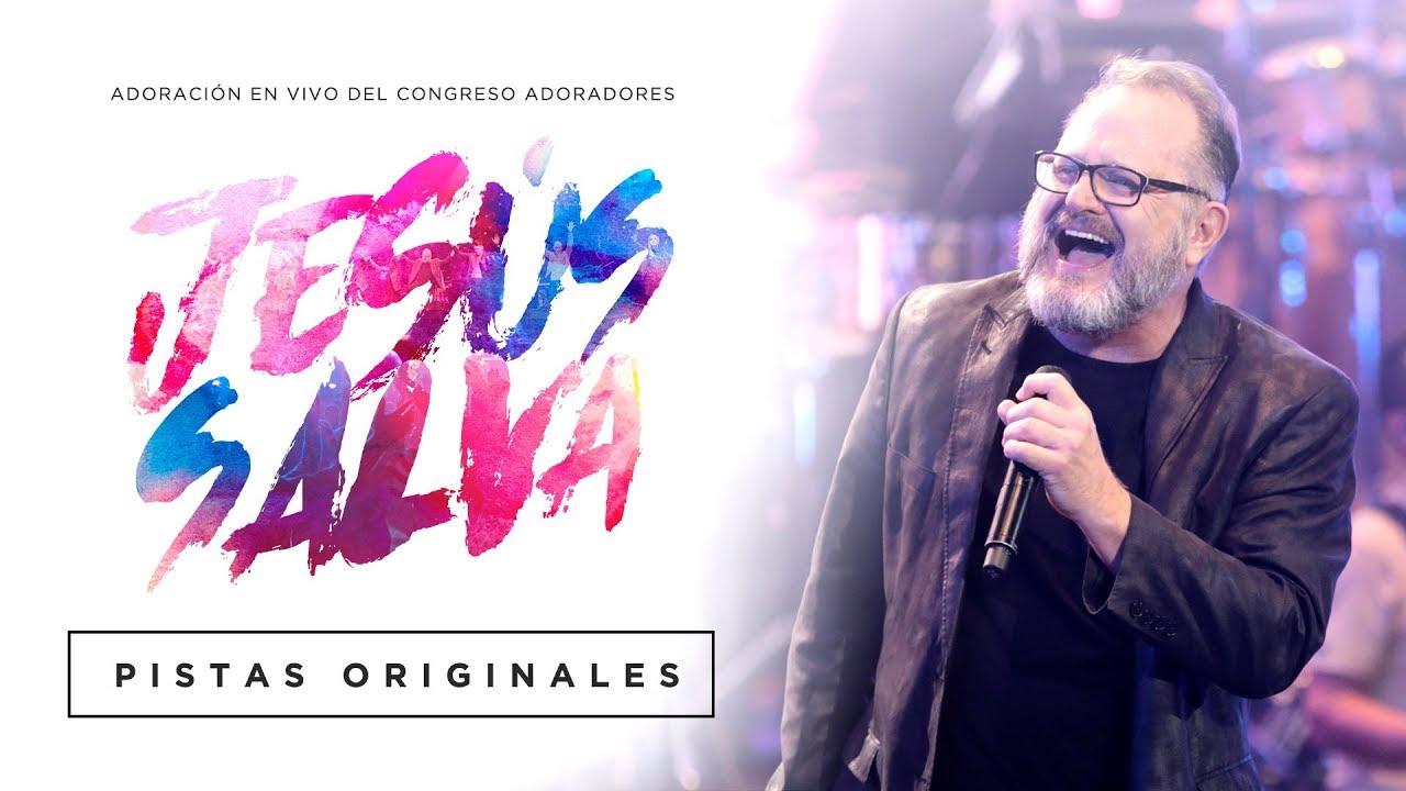 Jesús (Pistas Originales JESÚS SALVA) - Marcos Witt - YouTube