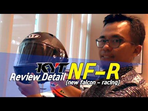 bedah Detail Helm KYT NF- R | TMCBLOG