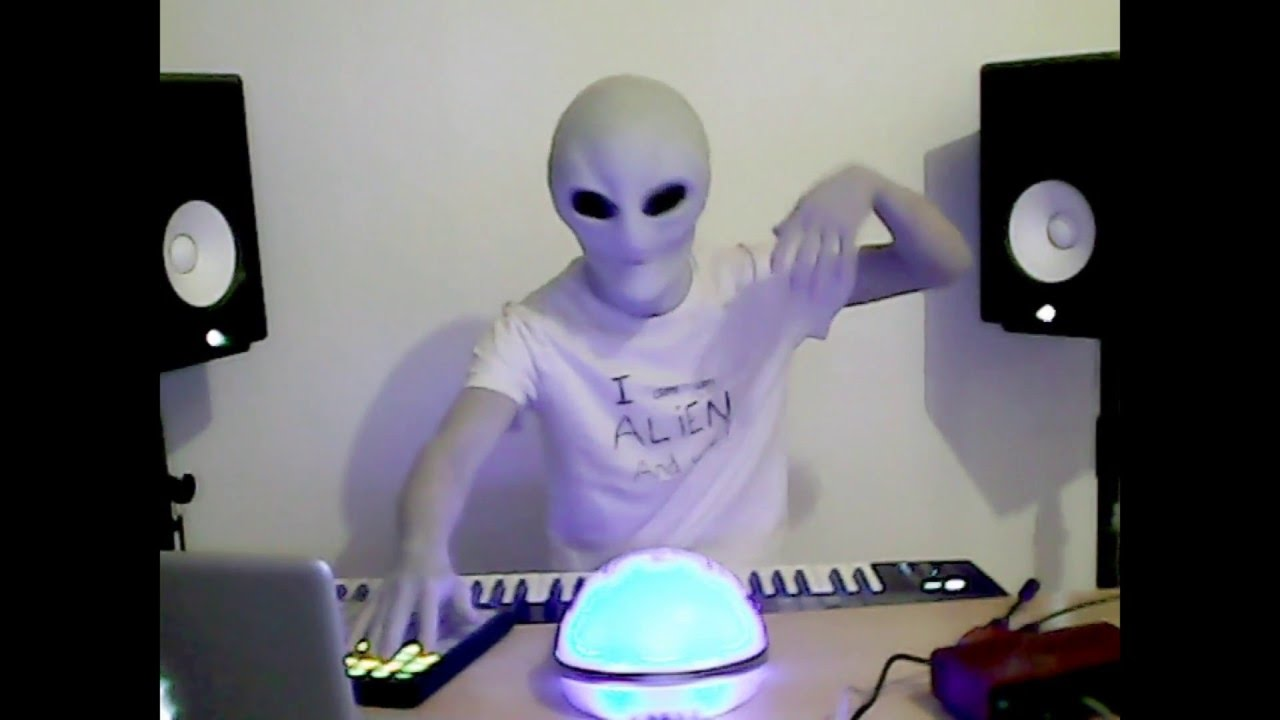 extraterrestre music