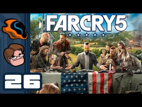 Let's Play Far Cry 5 [Co-Op] - PC Gameplay Part 26 - Ballistic Medicine