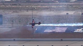 Red Bull Air Race Training Las Vegas