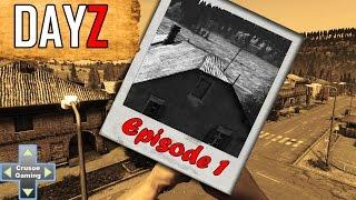 DayZ  - #1 Zombie Apocalypse Day 1 (PC Gameplay with commentary)