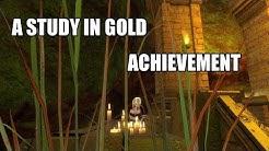 Guild Wars 2 A Study in Gold Achievement (Herta Bloodstone Dust Converter)