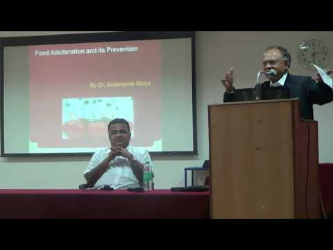 Bangalore Science Forum : Dr. P. Sadananda Maiya 29-07-2016