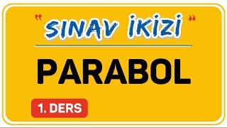 PARABOL 1.DERS  (1/2)    ŞENOL HOCA