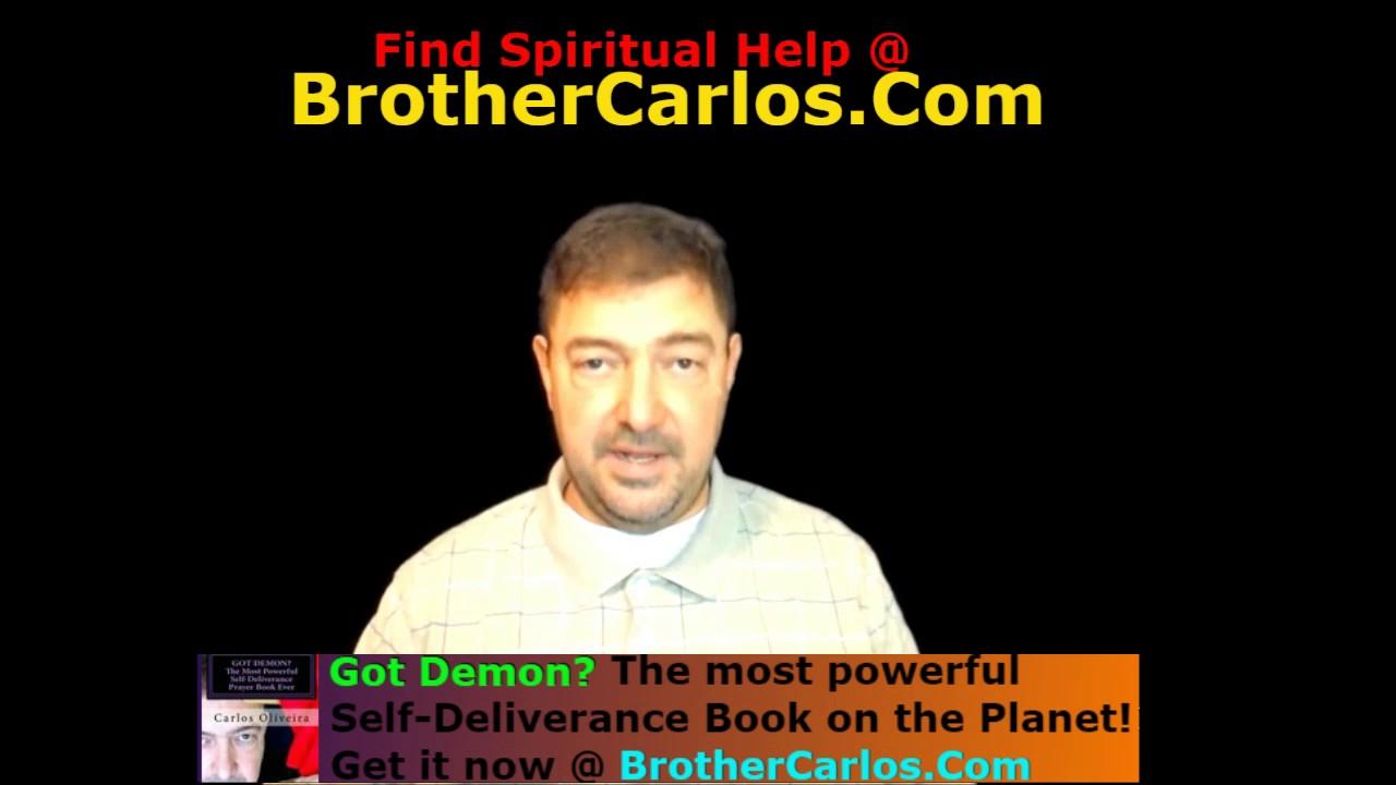BrotherCarlos Com - Church, Deliverance Prayer Videos