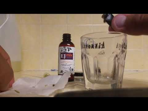 HOW TO MAKE CANNABIS OIL AND EJ MIX STARTER KIT REVIEW