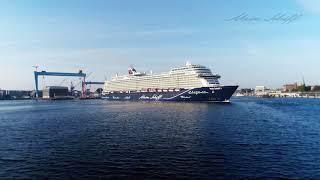 Jetzt auch ab Kiel: Blaue Reisen mit Mein Schiff