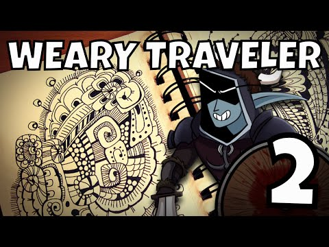 A New Contest!  The Weary Traveler Challenge - Episode 2