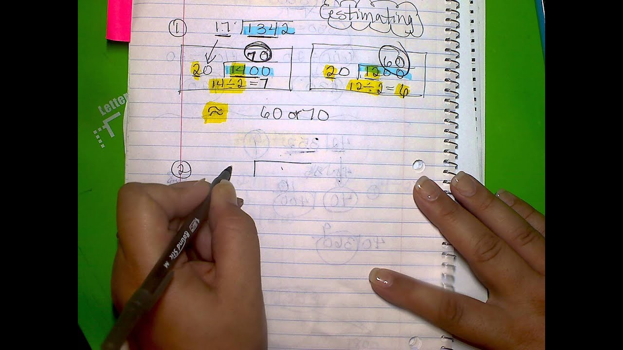 Workbooks houghton mifflin math practice workbook grade 4 : 5th Go Math Unit 1 Lesson 2.5 Practice - YouTube