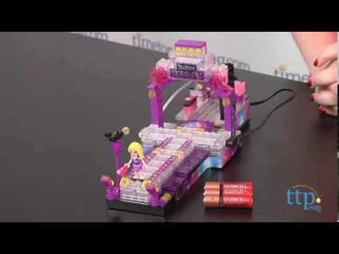 Lite Brix Lite Up Runway from Cra-Z-Art - YouTube