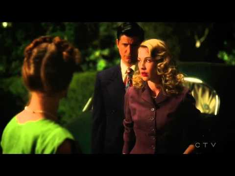 Agent Carter 2x07 scenes:  Whitney shooting Ana