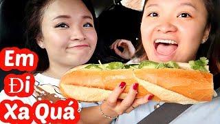 Đi Về Nơi Xa, Bánh Mì Việt Nam Ngon Bự Chà Bá