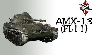 AMX-13 (FL11) Tank Review | War Thunder