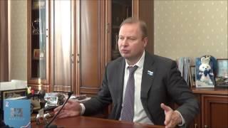Виктор Шептий «Свердловская область в условиях социально-экономической напряженности»