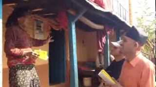 भोट कुकुर मा नि हाल्ने र? Fun moments in remote part of Kathmandu-5