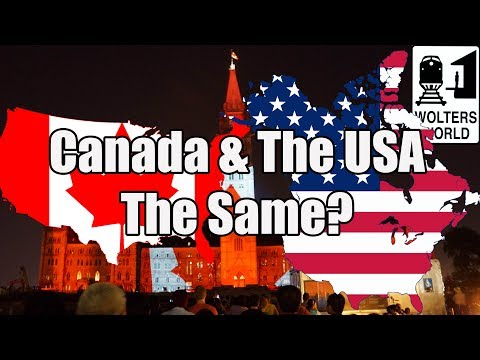 10 Ways Canada & The USA Are Kind of the Same