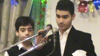 Ali Shanawar & Ali Jee Live - Tu Ali Ki Karta Hai Humsari