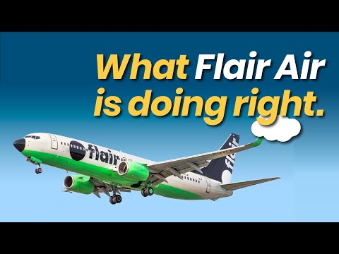 Why Flair Air can become Canada's first Ultra-Low-Cost-Carrier (ULCC)