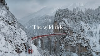 The wild ride - GLACIER EXPRESS