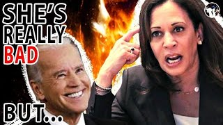 Why Kamala Harris Is More Of A Horrible Monster Than I Thought
