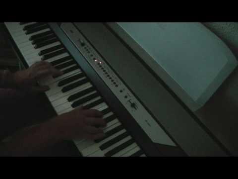 30 Seconds To Mars~Hurricane  Piano