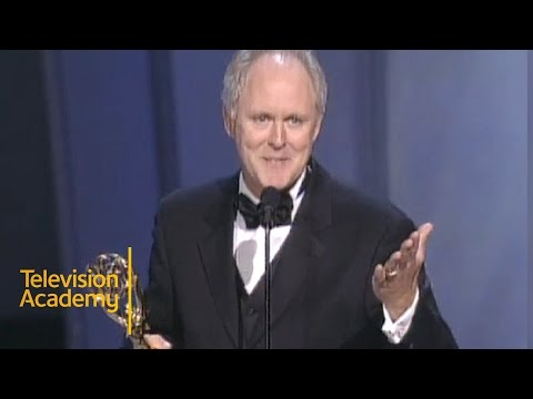 John Lithgow Wins Outstanding Lead Actor in a Comedy Series | Emmy Archive 1999