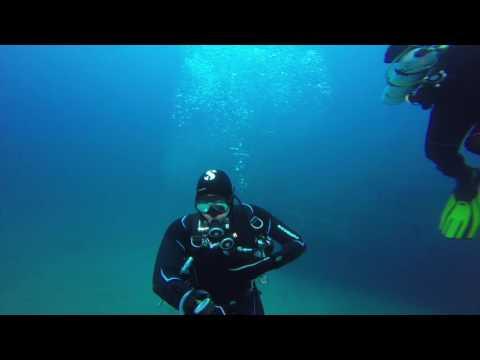 Diving MLATA & GOZO   deep diving Sidemount