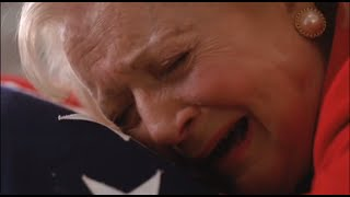 The Lost Valentine - Betty White Emotional Scene